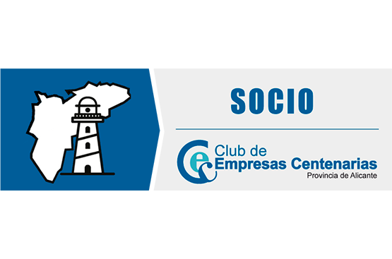 Sello del Club de Empresas Centenarias